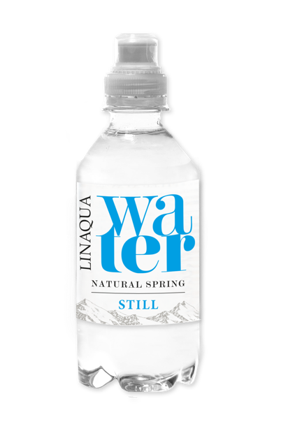 LinAqua Still water 350ml